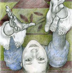 Pinzellades al món: Il·lustracions de Masha Kurbatova: sensibilitat femenina i poesia