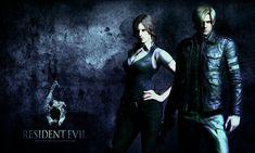 Helena/Leon/Resident evil6