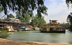 Echuca, Victoria - Australia by Kim Andelkovic