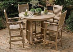 Poly outdoor furniture - to have the best outdoor living area, you should have the best outdoor furniture as well which will be as the good choice must have. Outdoor Patio Furniture Sale, Dining Furniture Sets, Lawn Furniture, Outdoor Dining Chairs, Outdoor Tables, Furniture Ideas, Amish Furniture, Patio Table, Outdoor Spaces