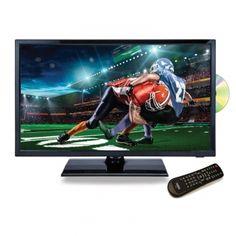 "Naxa 22"" Class LED TV and DVD/Media Playe - myaccessoryguy"