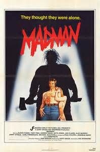 Madman (1982) - Deep in the woods, lurks a hideous evil. Don't even whisper his name.