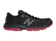 New Balance 813 - Black with Pink