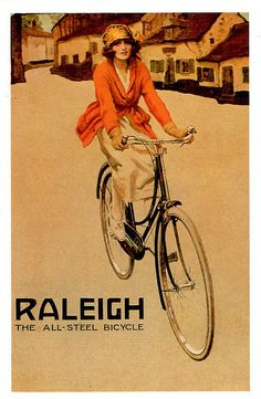 Raleigh vintage adverts | Flickr - Photo Sharing!