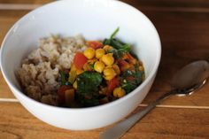 Our Indian Chickpea Stew recipe is both vegetarian and gluten free. Enjoy!
