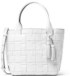 Michael Michael Kors Vivian Medium Leather Tote