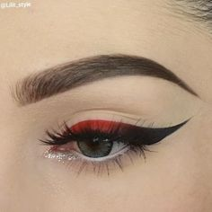 How to: 36 Perfect Winged Eyeliner Every Time - Cat Eye Makeup Ideas Gewusst wi. - How to: 36 Perfect Winged Eyeliner Every Time – Cat Eye Makeup Ideas Gewusst wie: 36 Perfect Win - Edgy Makeup, Makeup Eye Looks, Cat Eye Makeup, No Eyeliner Makeup, Makeup Inspo, Smokey Eye Makeup, Eyeliner Ideas, Eyeliner Tutorial, Makeup Looks