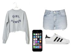 """Untitled #6"" by kristina-mobi ❤ liked on Polyvore featuring interior, interiors, interior design, home, home decor, interior decorating, Topshop and adidas"