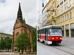 A weekend in Brno, Czech Republic