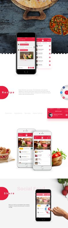 Here's our latest freebie Edacious food application UI Kit. It was a commissioned job. But the client decided he doesn't need it anymore. So here you have it as a freebie.