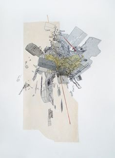exploded architecture. site