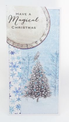 Created by Julie Hickey using the Frozen Forest Collection by Craftwork Cards