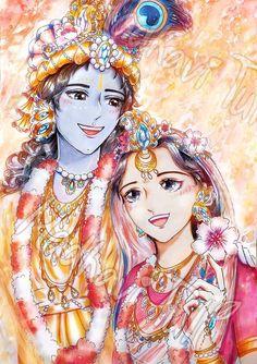 Radha Radha, Radha Krishna Pictures, Lord Krishna Images, Radha Krishna Photo, Krishna Art, Radhe Krishna, Radha Krishna Paintings, Shree Krishna Wallpapers, Lord Krishna Hd Wallpaper