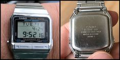 Casio DB-300 from 1986