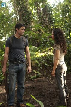 """Lost """"The Candidate"""" S6EP14"""