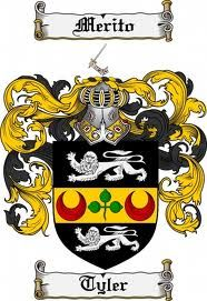 Tyler coat of arms irish