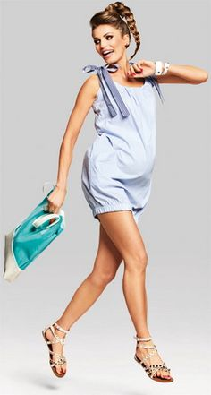 Resort платье для беременных в интернет-магазине happymam.ru