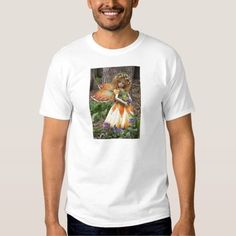 (Young Girl Fairie T-shirt) #Celtic #Fairey #Fantasy #Mythical is available on Funny T-shirts Clothing Store   http://ift.tt/2al3pYU