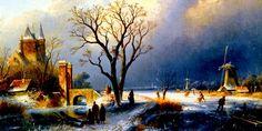 CHARLES LEICKERT (1816/1907), PITTORE OLANDESE – Esplorando le sfumature del…