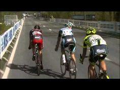 Tom Boonen wins Tour of Flanders 2012 Finale Last 2 Kilometers
