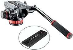 Manfrotto MVH502AH Pro Video Tripod Head with Flat Base w... http://www.amazon.com/dp/B00WVKA520/ref=cm_sw_r_pi_dp_2lepxb09BK6MT