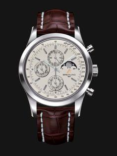 Versiones - Breitling Transocean Chronograph1461 – Reloj con complicaciones