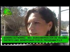 ARRANCA PEU-P CON EL DISTRITO 1 DE YACUIBA