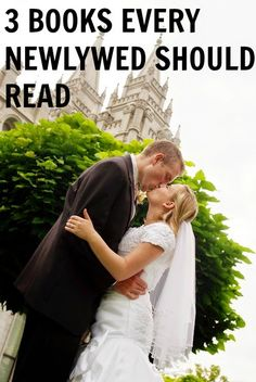 A Little Too Jolley: 3 Books Every Newlywed Should Read