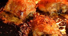 Rachel's Ray's Oven Roasted Brown Sugar Chicken Was The Tastiest Thing We Made All Week