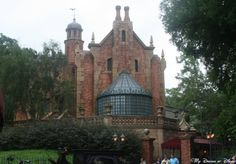 Stay at The Incredible Haunted Mansion!