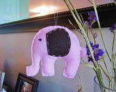 Elephant ornament for wishing tree