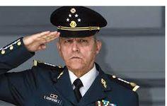 Amador Rodriguez Lozano: Y SE ENOJO EL GENERAL CIENFUEGOS.
