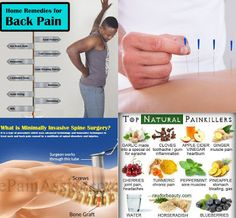 BEST TIPS FOR HEALTHY AND DISEASES: Best 6 Treatments for Chronic Back Pain 2018
