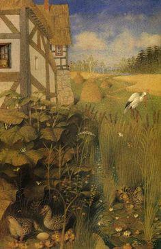 fairy tale illustrations of Russian artistGennady Spirin!