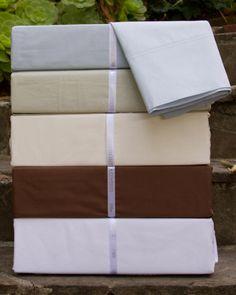 Shallow Pocket King Bed Sheets