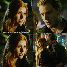 Season 1 Episode 9: Jace and Clary