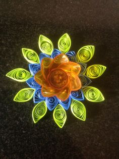 Quilling for Diwali