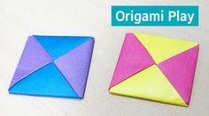 종이접기 딱지 만들기 Origami label#종이접기 #애스타그램 #딸스타그램 #딸바보 #가족 #육아 #아빠 #엄마 #일상 #소통 #사랑 #origami #love #cute #happy #girl #fun #smile #baby #family #life #kids #asmr #felt #쉬운종이접기