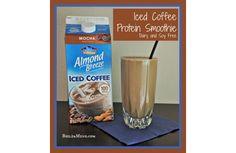 Build A Menu Blog» Blog Archive Iced Coffee Protein Smoothie - Build A Menu Blog
