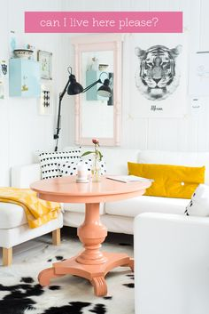 home decor inspiration - i pretty much love everything about this place