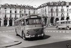 Torino - piazza Vittorio - Bus per Chieri