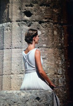 Olympic Flame, Mediterranean Wedding, Photo Games, Daily Photo, Ancient Greece, Photography Women, Great Photos, Editorial Fashion, Olympia Greece