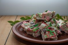 Christmas Rocky Road THe Food Nest NZ