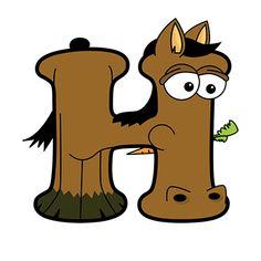 Free Cartoon Animal Dictionary for Kids - Alphabetimals