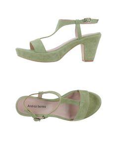 ANDREA BERNES - Sandals
