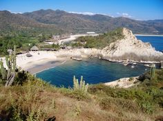 Arenas Blancas Michoacan Mexico | Maruata, Michoacán Playas de Mexico - TURISMO EN MÉXICO ANTROS ...