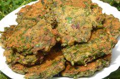 Buñuelos de hojas de remolacha | ¡Recetas Veganas!