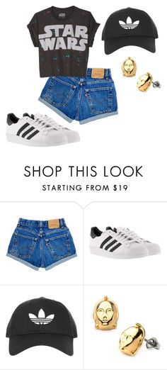 """Untitled #129"" by dariana-stoiu on Polyvore featuring adidas and Topshop"