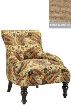 Custom Birkin Armchair from Home Decorators