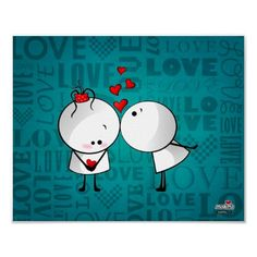 Search for customizable Valentines Day posters & photo prints from Zazzle. Doodle Wall, Easy Doodle Art, Love Doodles, Simple Doodles, Valentine Day Love, Valentines, Beautiful Flower Tattoos, Valentine's Day Poster, Good Night Messages